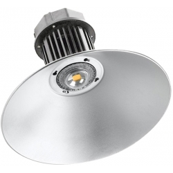 HIGH BAY LED 200W Campana Industriale 100-277 Vca Diam 500mm