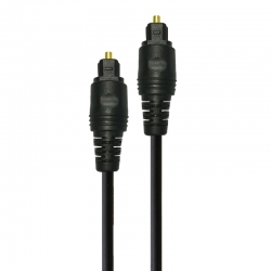 Cavo Audio in fibra ottica per Home Theatre e dispositivi con interfaccia S/PDIF