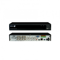 DVR AHD Ibrido 8 ingressi video 4MPixel