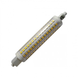 Lampada Assiale LED R7S 14W 85-265V 118mm 360gradi