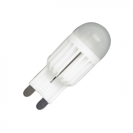 Lampada AC LED 3W Base G9 Dimmerabile - diam 18mm